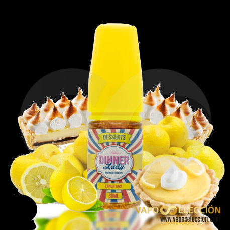Dinner lady - Lemon Tart 30ml Concentrate