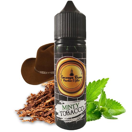 Socksey's Blend - Minty Tobacco 50ml Shortfill