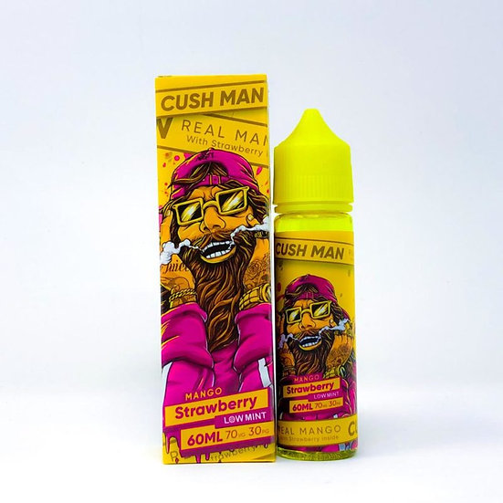 Cush Man - Mango Strawberry 50ml Shortfill