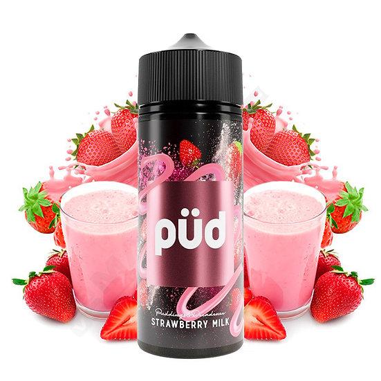 PÜD - Strawberry Milk 100ml Shortfill