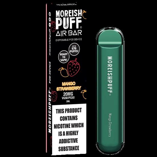 Moreish Puff Air Bar - Mango Strawberry 20mg
