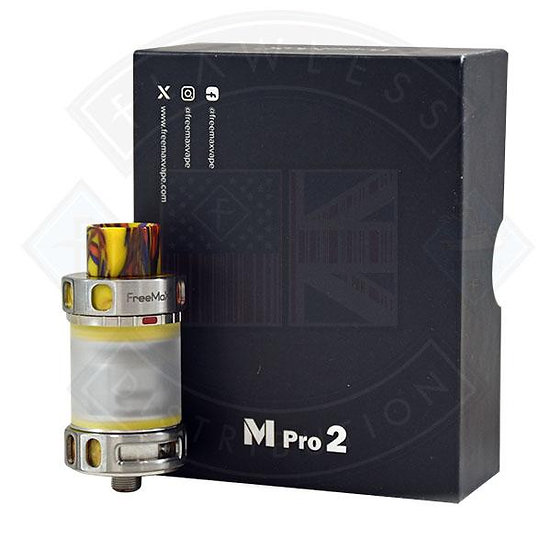 Freemax Mesh Pro 2 Tank Resin Yellow