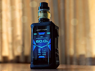 Sub ohm vaping, also known as sub ohming, is a style of vaping that produces large clouds of vapor. Sub ohm devices utilize low resistance coils that are less than one ohm, hence the name sub ohm. ... It typically refers to direct lung devices with coils that are 0.5 ohms or lower.