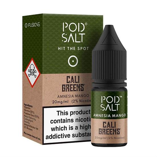 Pod Salt -Cali Greens 10ml-20mg