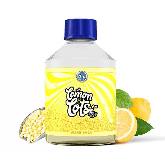 Flavour Boss - Lemon Lots 250ml Flavour Shot