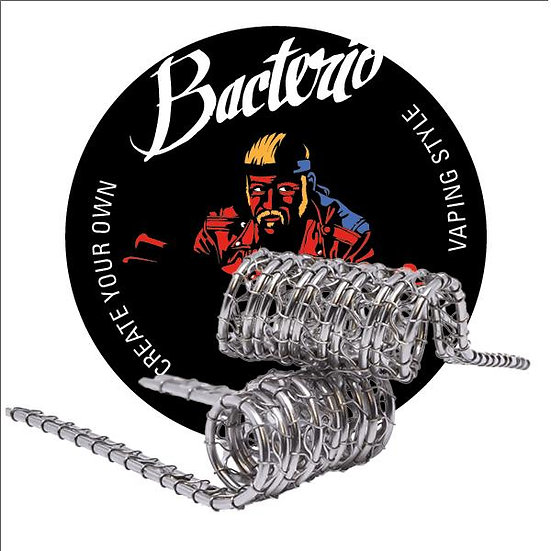 Bacterio Coils Wrap 0.15 3mm ( 2 Pack )