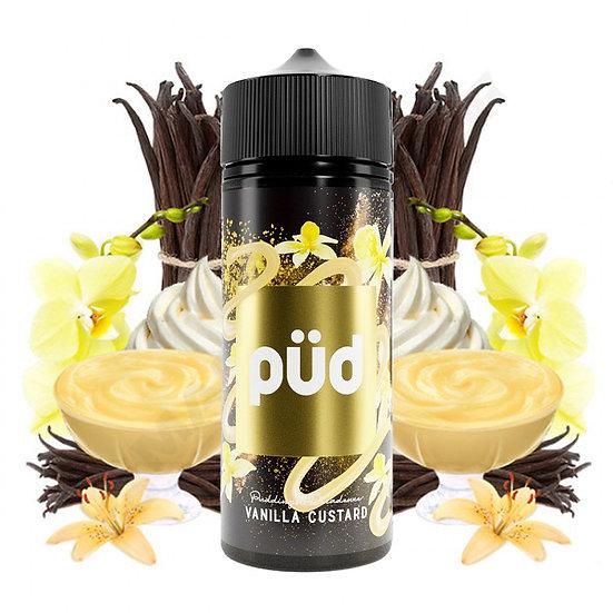 PÜD - Vanilla Custard 100ml Shortfill