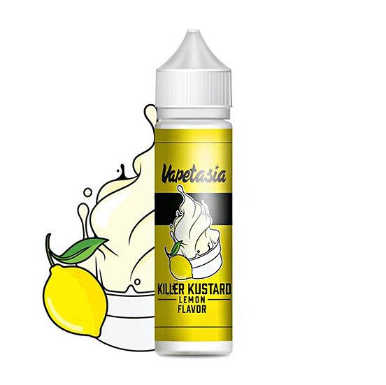 Vapetasia - Killer Kustard Lemon 50ml Shortfill