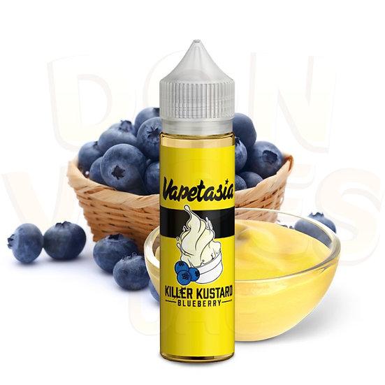 Vapetasia - Killer Kustard Blueberry 50ml Shortfills