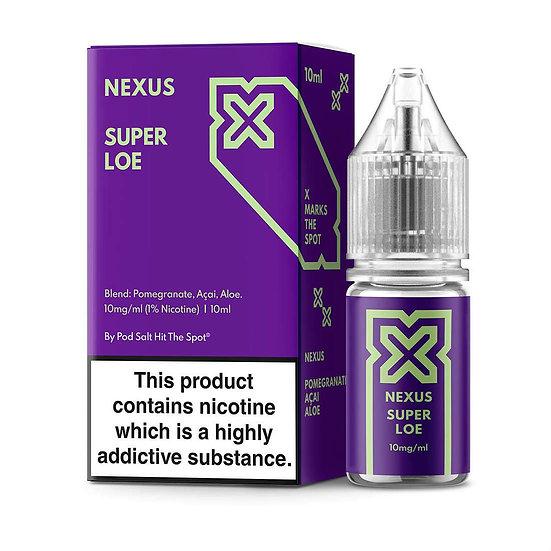 Nexus Pod Salt - Super Loe 10ml-20mg