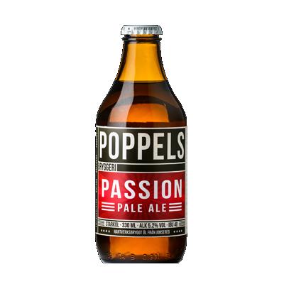 Poppels Passion Pale Ale 330ml bottle BH