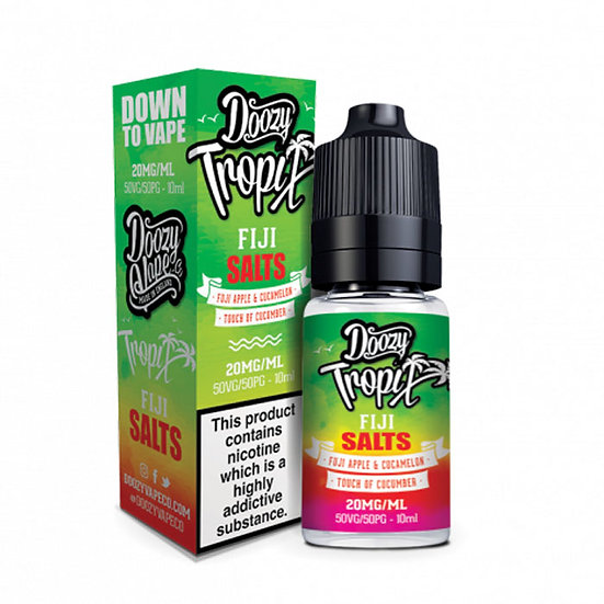Doozy Tropix Salts Fiji 20mg 10ml