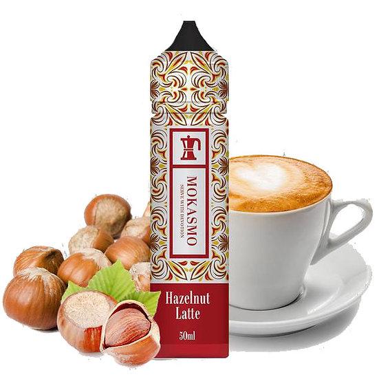 Mokasmo Hazelnut Latte 50ml Shortfill