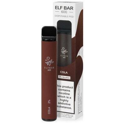 Elf Bar 600 - Cola 20mg