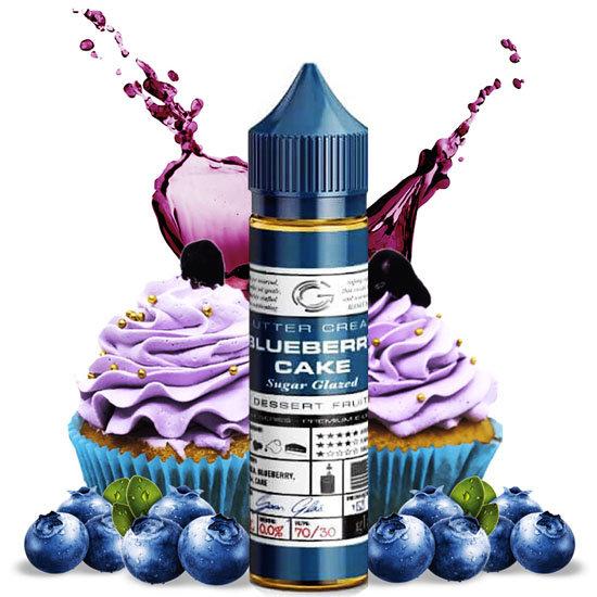 Glas Basix -Butter Cream Blueberry Cake 50ml Shortfill