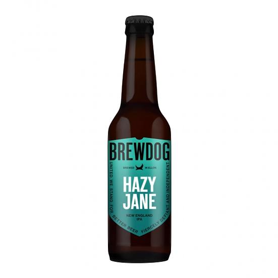 Hazy Jane 330ml Bottle – Brewdog