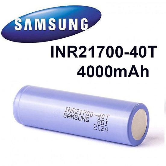 Samsung 40T 4000mah