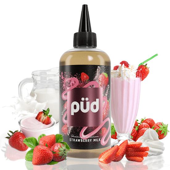 PÜD - Strawberry Milk 200ml Shortfill