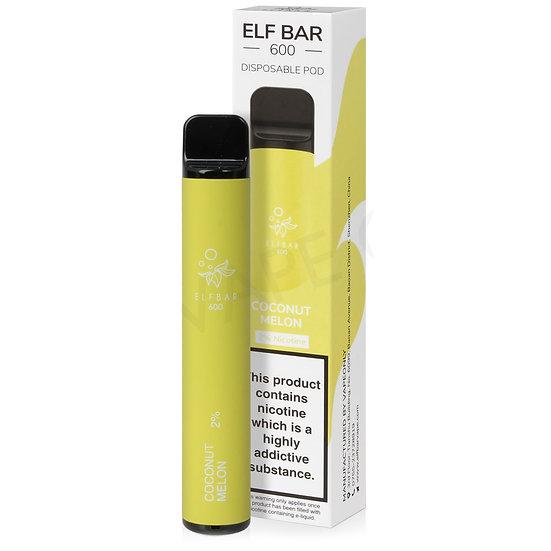 Elf Bar 600 - Coconut melon 20mg