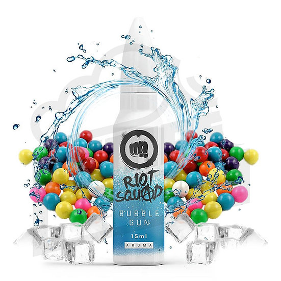 Riot Squad - Bubblegun 30ml Concentrate