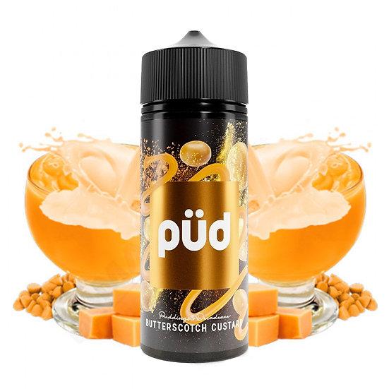 PÜD - Butterscotch Custard 100ml Shortfill