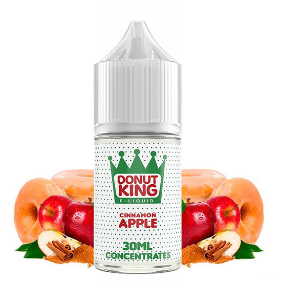 Donut King - Cinnamon Apple 30ml Concentrate