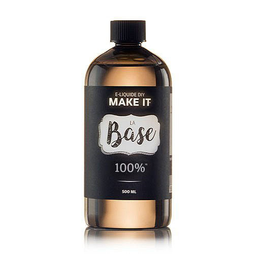 Base 500ml Full VG Make It By Savourea