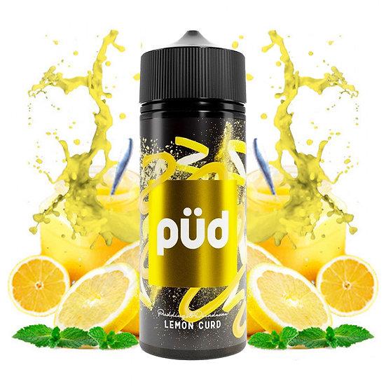 PÜD - Lemon Curd 100ml Shortfill