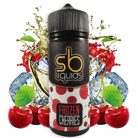 Socksey's Blend - Frozen Cherries 100ml Shortfill