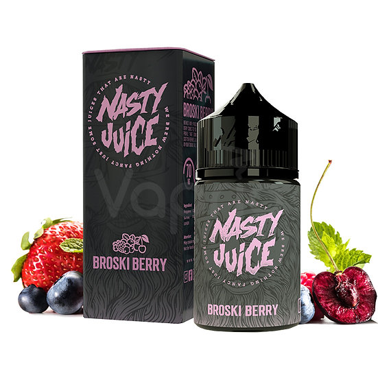Nasty Juice - Broski Berry 50ml Shortfill