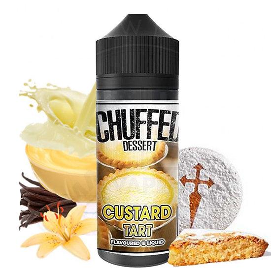 Chuffed - Custard Tart 100ml Shortfill