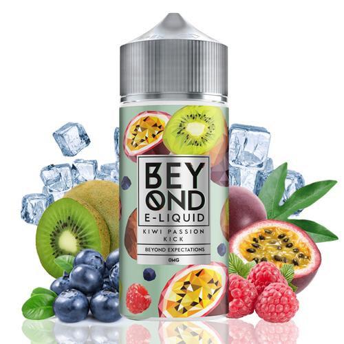 Beyond by IVG - Kiwi Passion Kick 80ml Shortfill