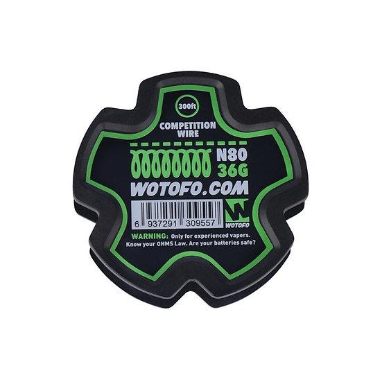 91m Ni80 36G Competition Wire Wotofo