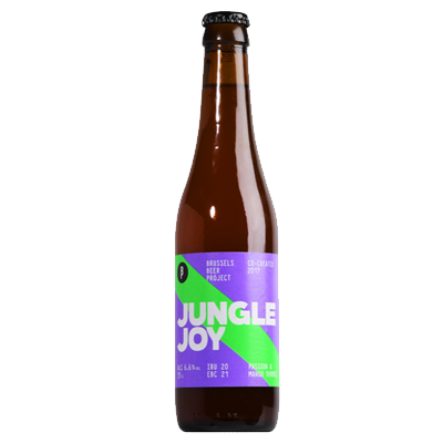 Jungle Joy – Brussels Beer Project