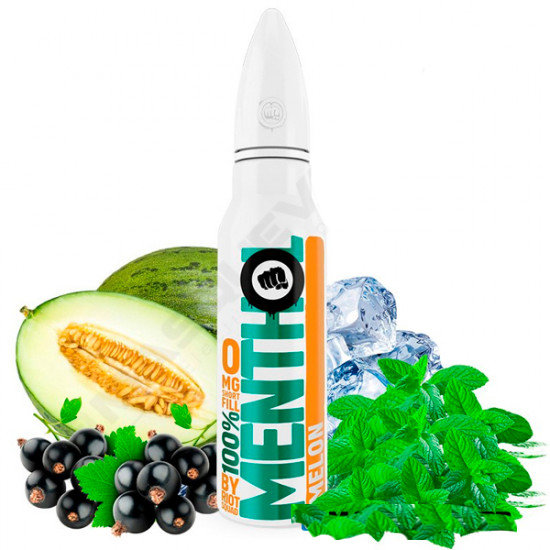 Riot Squad - 100% Menthol Melon 50ml Shortfill