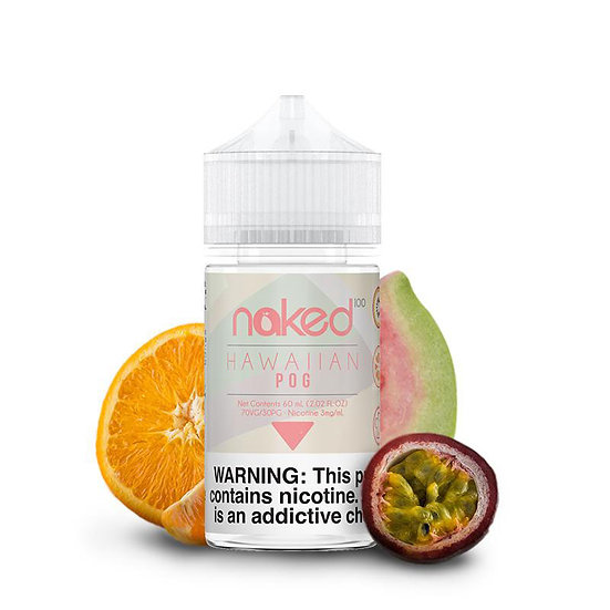 Naked - Hawaiian POG 50ml Shortfill