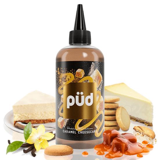 PÜD - Caramel Cheesecake 200ml Shortfill