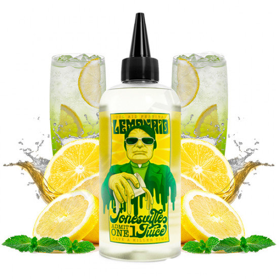 Jonesvilles Juices - Lemonaid 200ml Shortfill