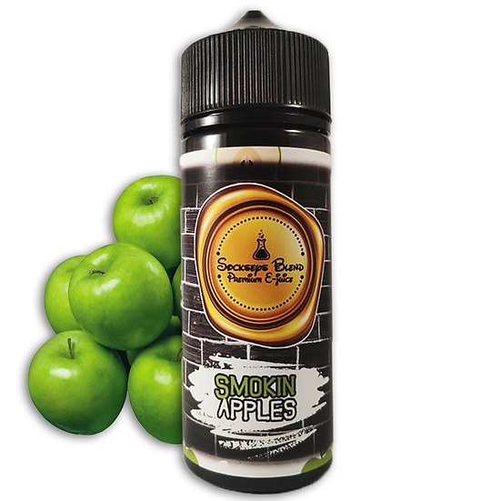 Socksey's Blend - Smokin Apples 100ml Shortfill