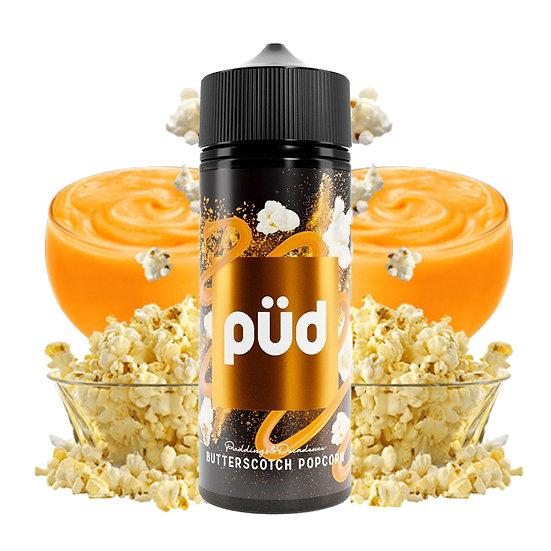 PÜD - Butterscotch Popcorn 100ml Shortfill