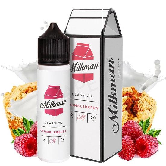 Milkman Classics - Crumbleberry 50ml Shortfill