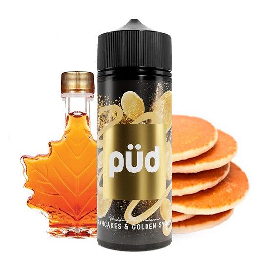 PÜD - Pancakes & Golden Syrup 100ml Shortfill