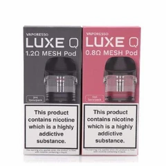 Luxe Q replaceable pods
