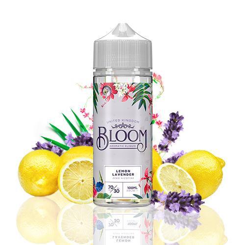 Bloom - Lemon Lavender 100ml Shortfill