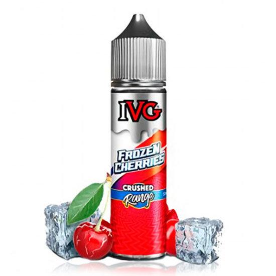 IVG Crushed - Frozen Cherries 50ml Shortfill