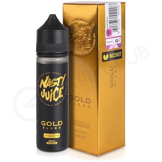 Nasty Juice - Gold Blend 50ml Shortfill