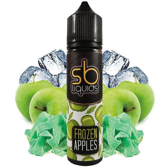 Socksey's Blend - Frozen Apples 50ml shortfill