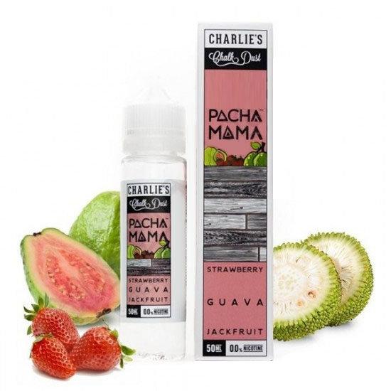 Pacha Mama - Strawberry Guava Jackfruit Pachamama 50ml Shortfill