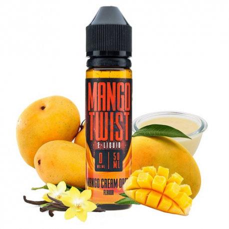 Mango Twist - Mango Cream Dream 50ml Shortfill