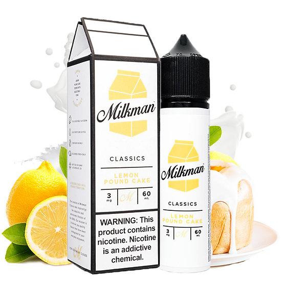 Milkman Classics - Lemon Pound Cake 50ml Shortfill